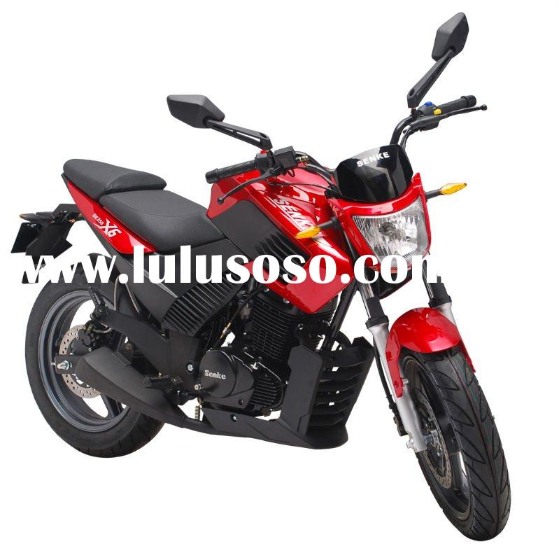 2011 New 250cc Street Racing Motorcycle