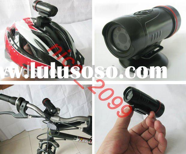 32GB day night waterproof bike camera