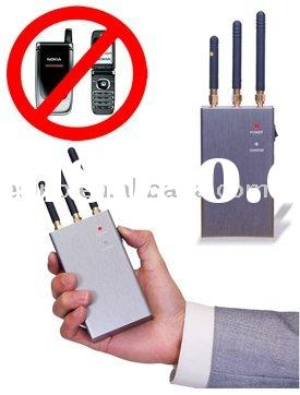 Anti jammer - Cell Phone Security - GSM CDMA DCS 3G Mobile Phone Signal Jammer