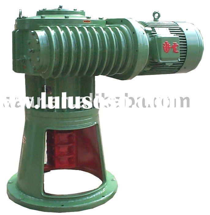 CW series worm reducer (helical worm reducer, worm gear reducer)