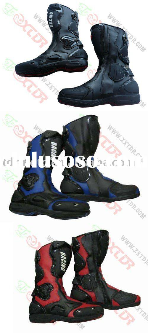 Dirt Bike Boots/Protective Gear