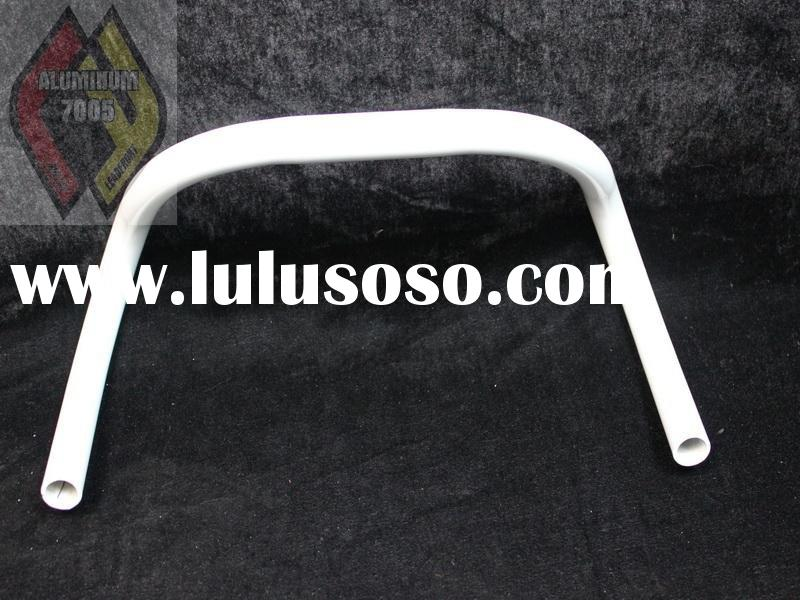 Fixed Gear Aluminum Alloy White Track/Road Bike Handlebars