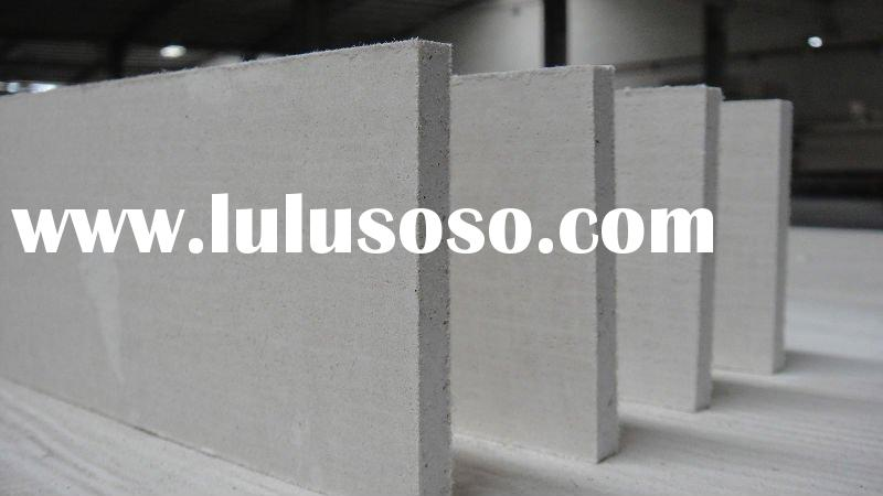 Glass Fiber And Magnesium Cement Board