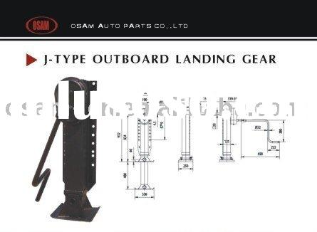 Jost type landing gear