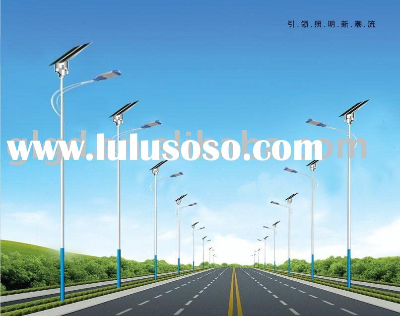 Led and solar outdoor lighting fixtures