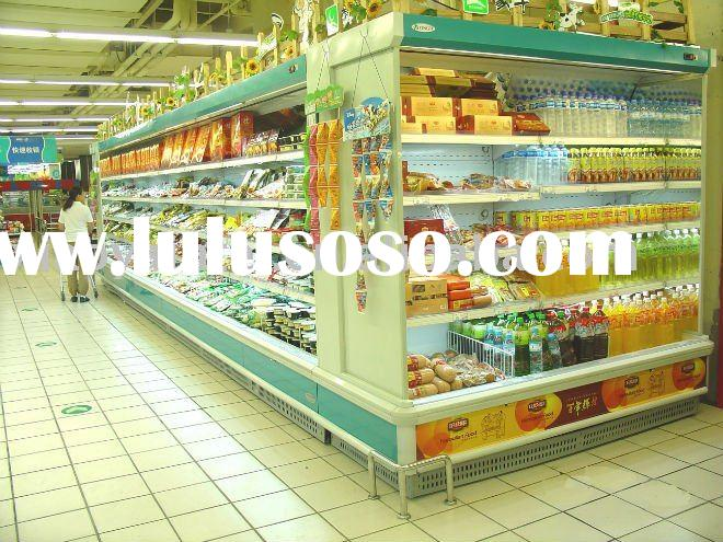 Little Duck Supermarket equipment E6 TEXAS with CE certification
