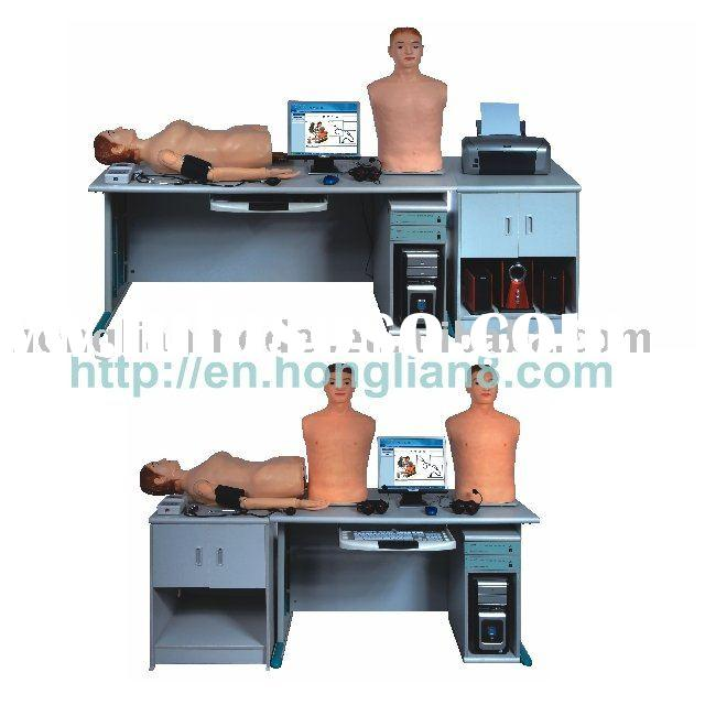 Online medical examination skills training system(educational equipment)