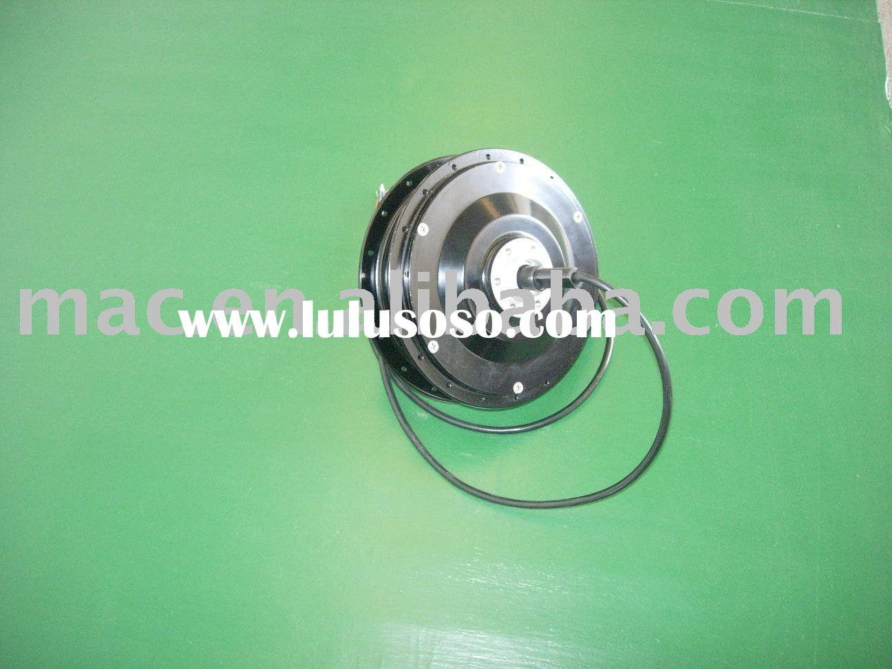 Pedal assist motor, geared hub motor, bike motor
