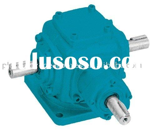 Right angle shaft & spiral bevel gear reducer; Worm Gear Reducer; Agricultural Gearbox; reducers