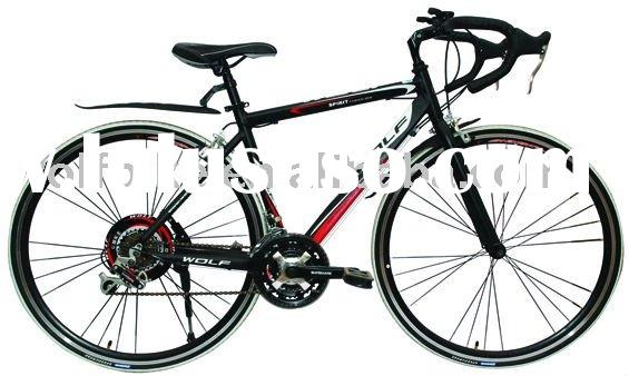 SHIMANO shifter 18 speed road bicycle
