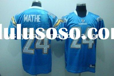Wholesale #24 Mathews San Diego Chargers Football Jerseys