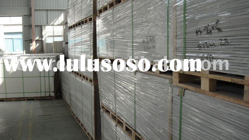 fiber cement panel board reinforced non asbestos calcium silicate Magnesium Oixde composite wall cei