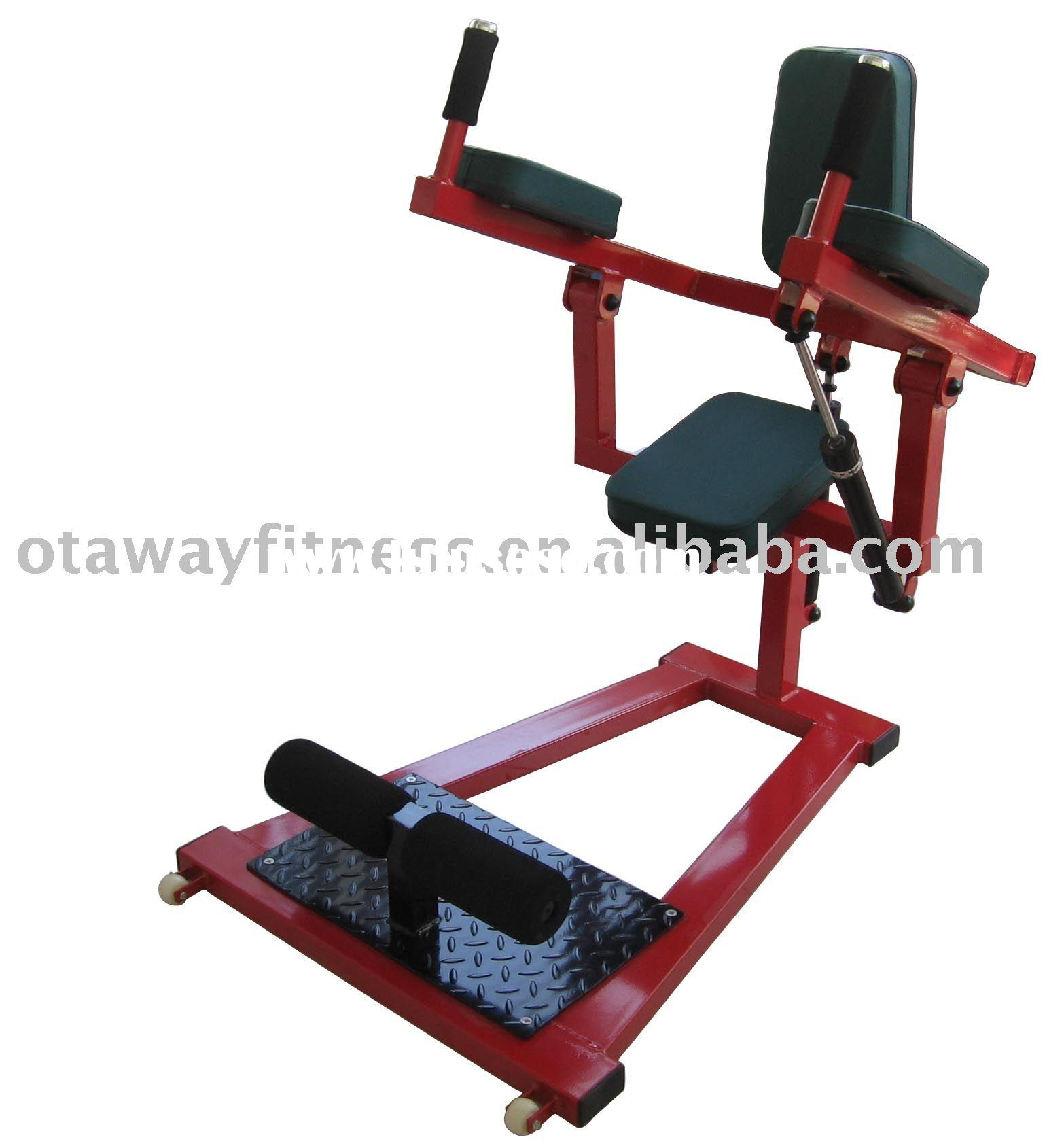 fitness equipment Back Extension/Abdominal Crunch  K1-004