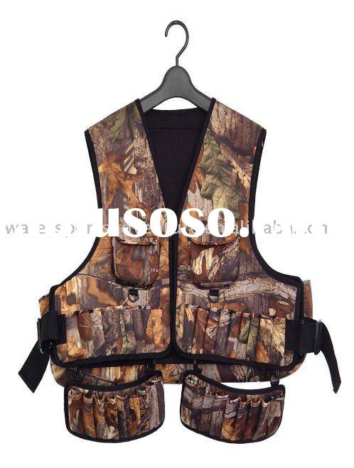 hunting vest & camo hunting gear & hunting outdoor wear