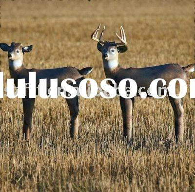 inflatable sports deer decoys,inflatable hunting deer decoys,Inflatable deer decoys,inflatable elk d