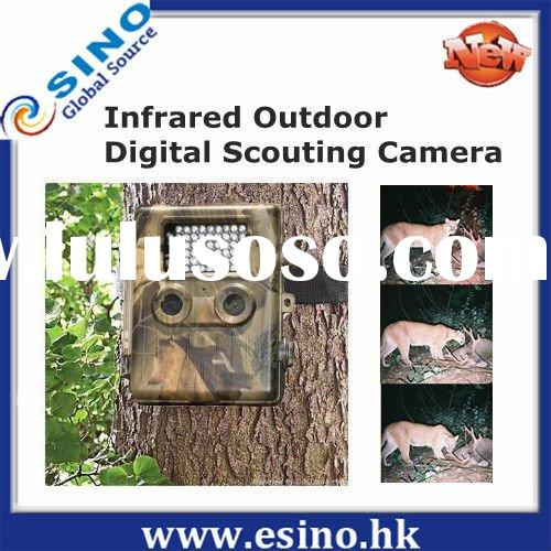 infrared  dvr hunting camera | Video Camera | ultra compact digital scouting camera  |  wild view hu