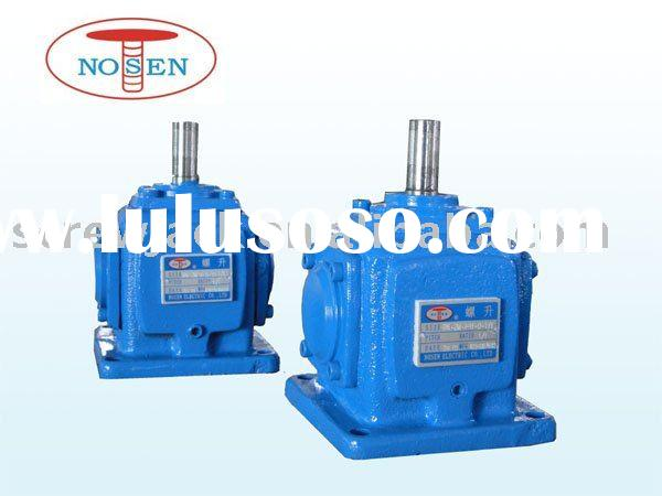 spiral bevel gear reducer