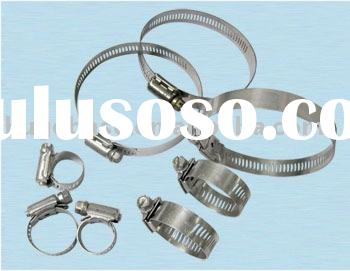 worm gear collar clamps