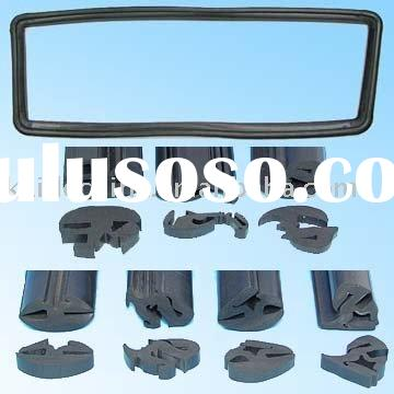 Auto/car door seals