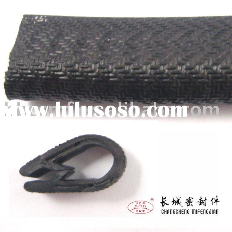 Auto window door rubber seal strip