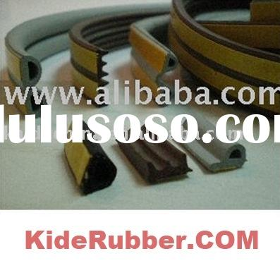 Door and window sealing strip/ Door seals/ Rubber seal weatherstrip