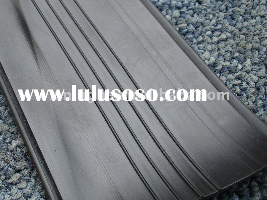 Garage Door Hardwares ( Rubber bottom seal MH055)door parts