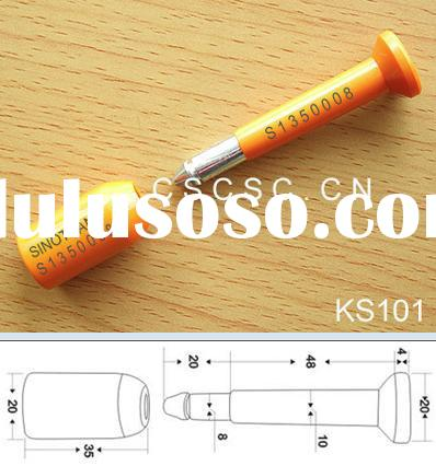 High security seal,container seals,bolt seal