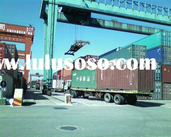 Ocean freight shipping to Lagos consolidation LCL services
