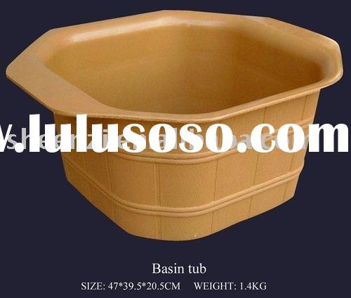foot basin, foot spa tub, bath tub, foot bath tub