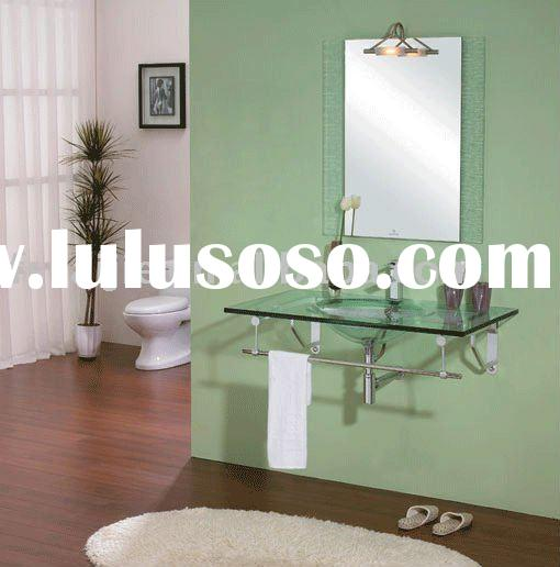 glass basin countertop (FL-P023)