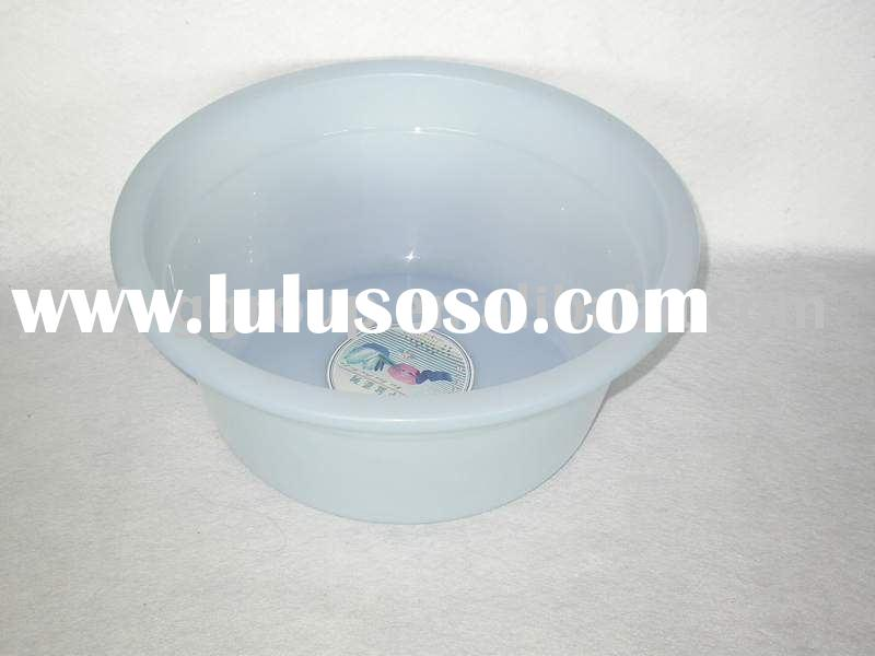 plastic basin,plastic wash basin,household plastic products