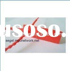 segel plastik, seals plastic security, segel meter, seals meters