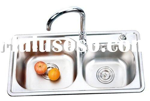 stainless steel industrial wash basins and kitchen sink