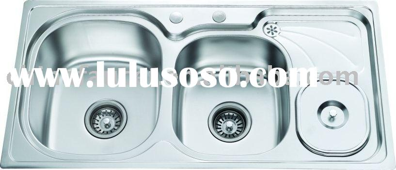 stainless steel kitchen sink(sink,stainless steel sink)