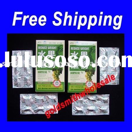 1000 boxes Fruit & plant lose Slimming weight loss capsules pills capsules Natural Diet wholesal