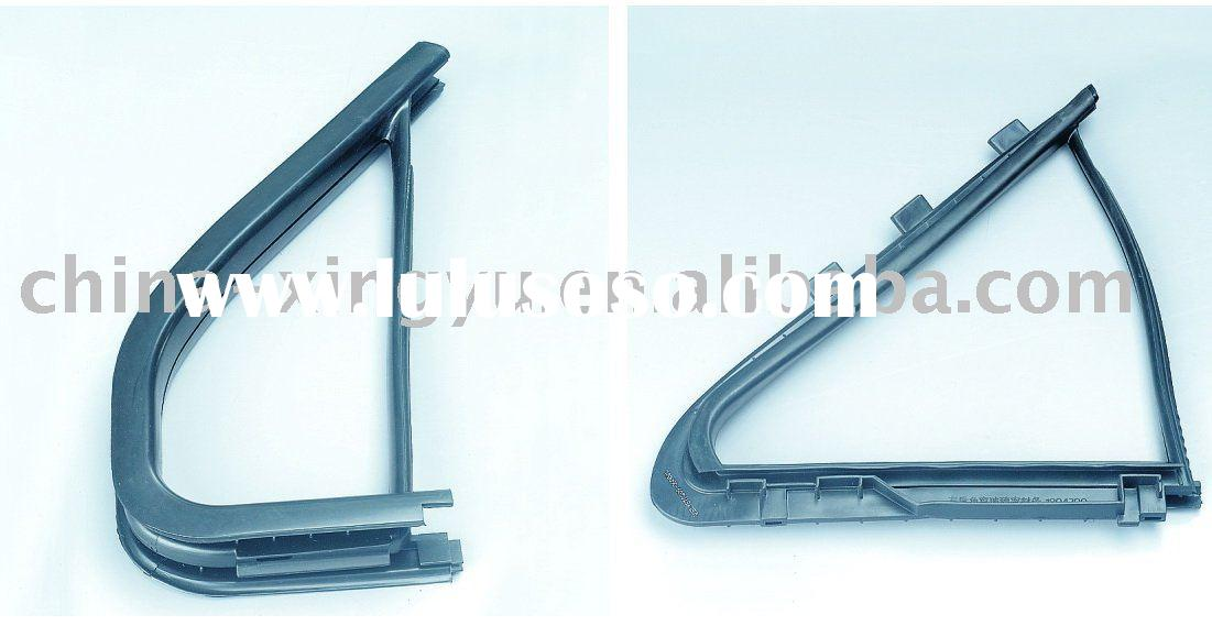Auto triangle window/ rubber seal strip