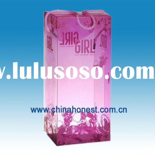 Beautifull clear plastic box,pp box,pvc box