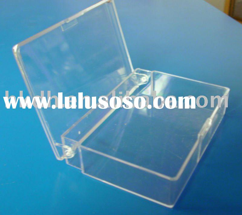 Clear Small Plastic Box for packing