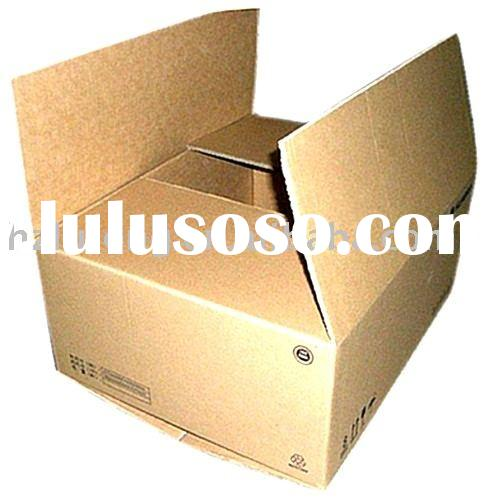 Craft carton,craft cardboard box,craft paper box