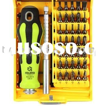 Mobile Repair Tools,37 in 1 Precision Torx Screwdriver Tools Repair Hardware Kit Set(8914)