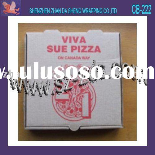 Pizza box hong kong