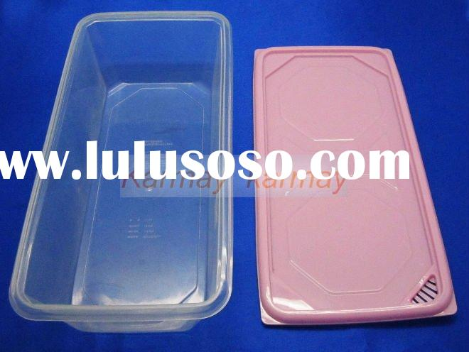 Plastic Container for food Packaging Long Boxes