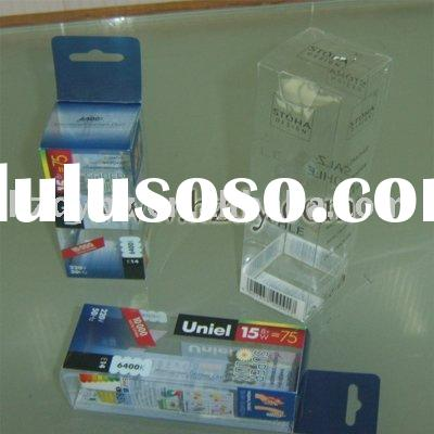 Plastic packaging box / Clear plastic box