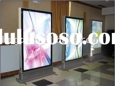 Scrolling light box - shopping mall/ airport advertising light box