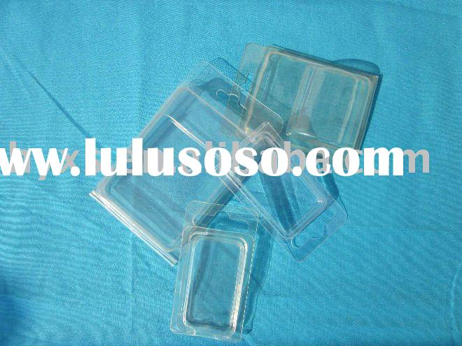 Small Clear blister  Plastic box