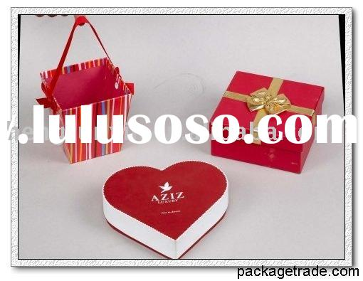 Small Gift Paking Boxes