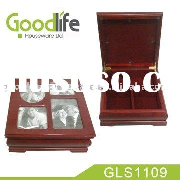 Wooden gift box suppliers