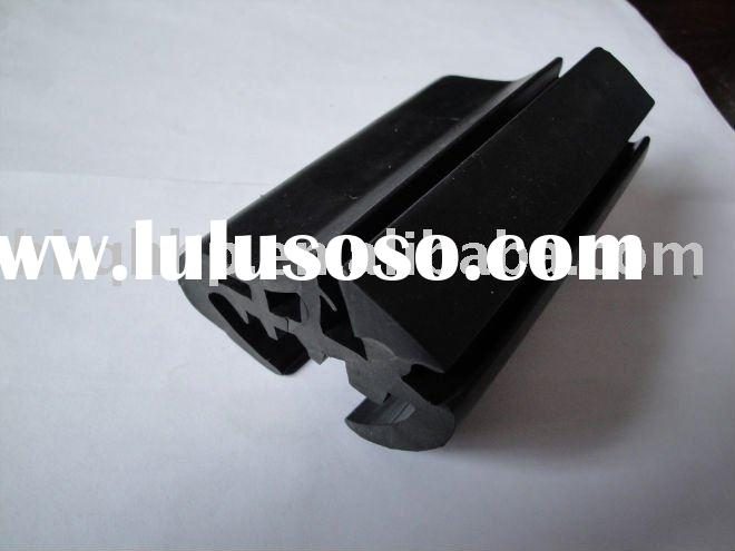car door or window rubber extruded rubber seal strip