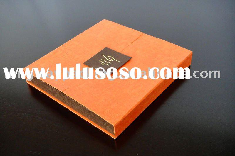 chocolate gift paper boxes