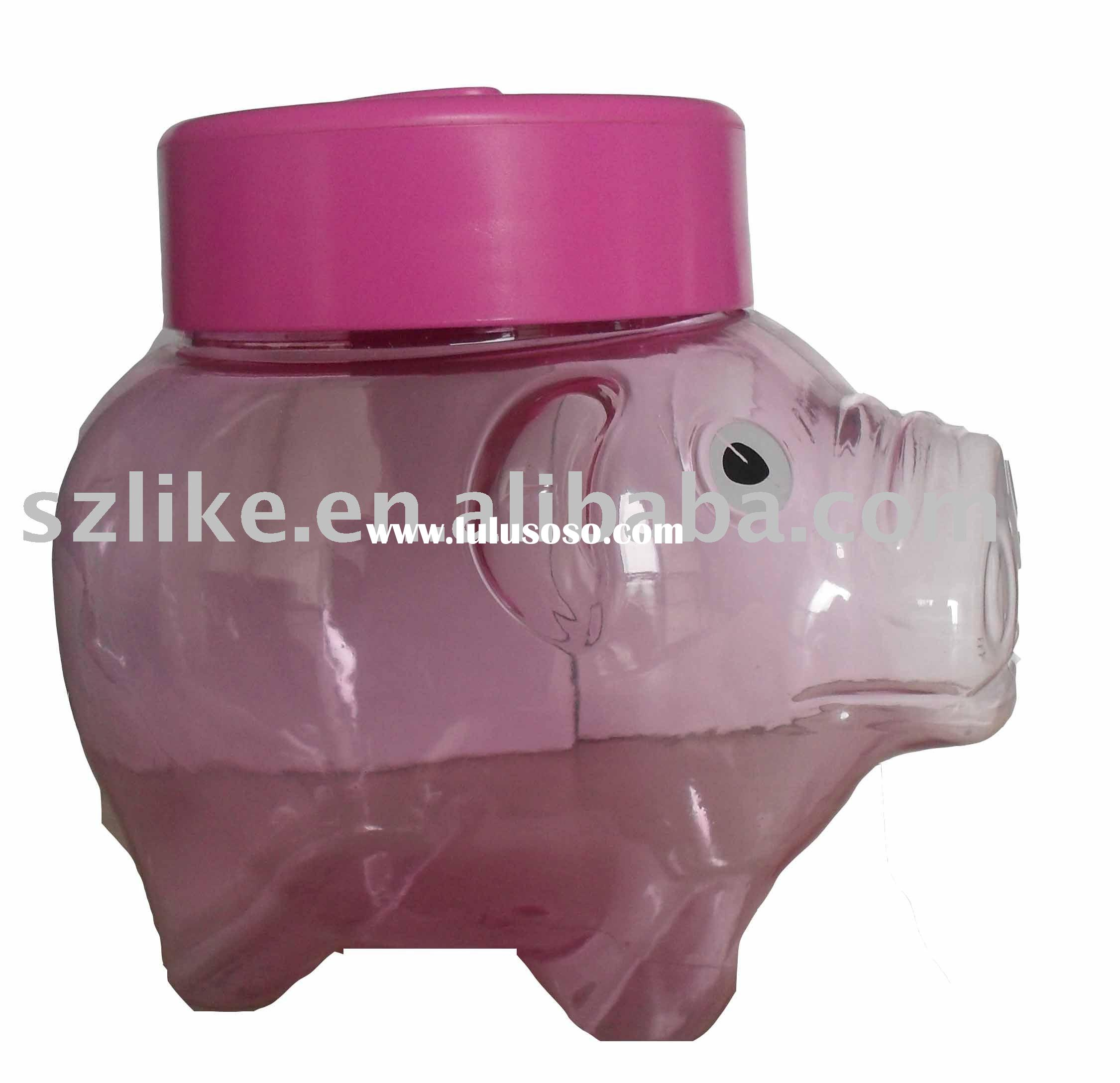digital coin counting money box